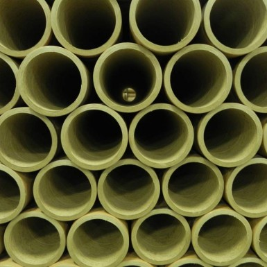 Stack of tubes